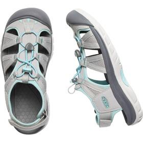 Keen Venice II H2 Sandaalit Naiset, paloma/pastel turquoise
